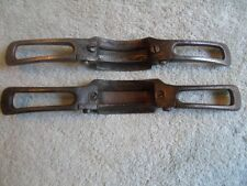 Vintage Leather Working Tools Snell & Atherton Heel Shaves