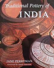 Traditional Pottery of India  livre,book,buch,boek,libro