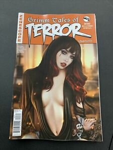 TALES OF TERROR QUARTERLY 2020 HALLOWEEN SPECIAL NM COVER C JI 10/21