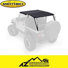 Smittybilt Extended Top - Black Diamond For 97-06 Jeep Wrangler TJ 93635