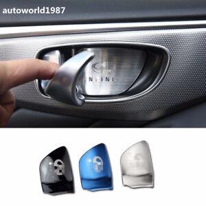 4pcs interior inner door handle bowl cover decoration trim for Infiniti Q50 QX60