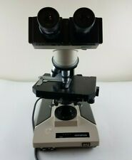Olympus Bhtu Bh 2 Microscope With A4 A10 A20 Dplan 40 Objectives