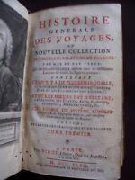Histoire générale des voyages ou nouvelle collection de toutes les rel. - T.1