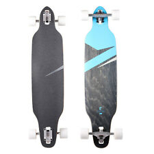 Ram Lokz Longboard Skateboard Drop Through Skate Board Holzboard Komplett