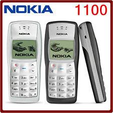2017 ORIGINAL Nokia 1100 White 100% UNLOCKED GSM Cellular Phone WARRANTY FREE 11