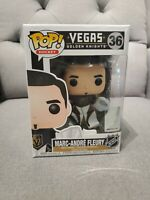POP NHL: Golden Knights - Marc-Andre Fleury Funko POP Figure Collect Collectible