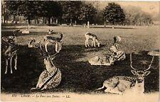 CPA Lyon-Le Parc aux Daims (426935)