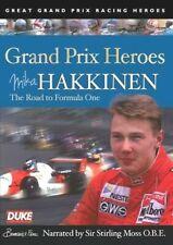 GRAND PRIX HEROES DVD. MIKA HAKKINEN F1 CHAMPION 1998, 1999. 52 Min. DUKE 2710NV