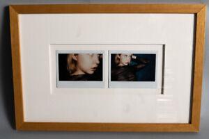 Original Photo Mosaic Fuji Instax Polaroid Adult Actress Chloe Cherry (Couture)