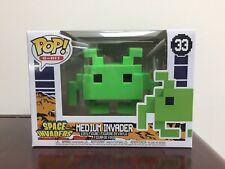 Space Invaders   Medium Invader 8-Bit Funko Pop!   In Stock! #33