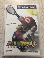 Nintendo GameCube JAPAN IMPORT-US SELLER -MARIO TENNIS GC