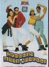 HASEENA MAAN JAAYEEGI - Eros Bollywood indian movie dvd - Sanjay Dutt, Govinda.
