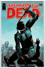 WALKING DEAD #28 9.0 RICK LOSES HAND KEY ISSUE WHITE PAGES MODERN AGE KEY BOOK🔑
