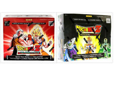 DRAGON BALL Z Vengeance + Heroes & Villians Booster Boxes DBZ Trading Card Game