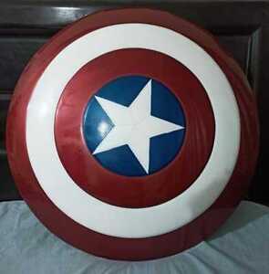 Marvel Legends Captain America 75th Anniversary Avengers Shield Alloy Metal