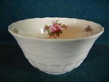Spode Billingsley Rose New Mark Rice / Cranberry Bowl(s)