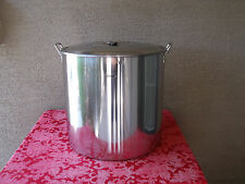 NEW Jarhill 18/10 Stainless Steel Stock Pot Brewing Kettle Large w/ Lid
