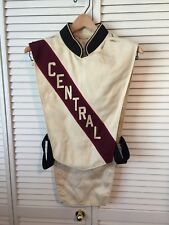 Vintage 1950's Central Band Tail Overlay Uniform Piece