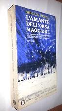 OSCAR MONDADORI 25-SERGIUSZ PIASECKI-L'AMANTE DELL'ORSA MAGGIORE-1970-1a ED-SM89