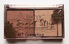 Technic Sunset Strip Bronze & Highlight Palette