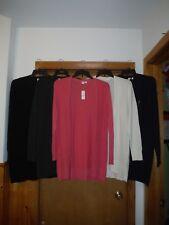 Long Sleeve longer Open Sweaters Cardigan's Gap 2XL,XL,LG,M, 100% cotton NWT