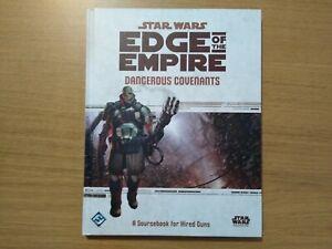 Star Wars: Edge of the Empire RPG - Dangerous Covenants - FFG