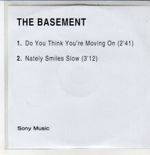 (DG294) The Basement, Do You Think You're Moving On - DJ CD