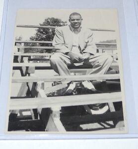 """1950 Original Boxing Photograph/Picture/Pin Joe Louis """"Taken in September 1950"""""""