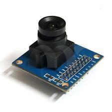 Hot OV7670 VGA Camera Module Lens CMOS 640X480 SCCB W/I2C Interface For Arduino