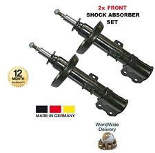 FOR SAAB 9-5 95 2.0 2.2 2.3 3.0 1997->ON NEW 2x FRONT SHOCK ABSORBER SHOCKER SET