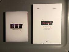 SNSD Kim Taeyeon Fansite Photobook DVD Set Girls Generation