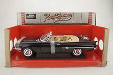 1:18 Road Signature - 1960 Chrysler 300F Black/Black - Rarity - Nip