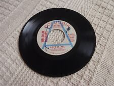MALCOLM ROBERTS  LOVE IS ALL/IF DREAMS CAME TRUE COLUMBIA 45074 PROMO