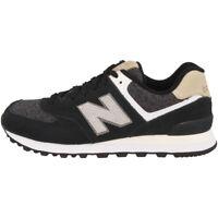 New Balance ML574 VAI Schuhe black incense ML574VAI Freizeit Sneaker M574 410