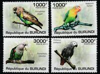 Papagei Burundi Postfrisch 807