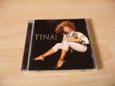 CD Tina Turner - Tina! 2008 - 18 Songs