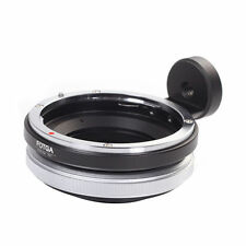 Lens Adapter Ring Canon EOS Mount Lens to Panasonic Olympus Micro Four Third