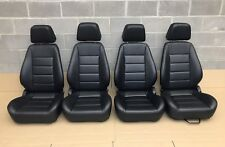 Set of 4 New Humvee HMMWV Seats with Installation kit