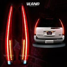 LED Tail Lights For Chevrolet Suburban/Tahoe GMC Yukon 2007-2014 Plug N Play