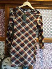 dress size 12.AX.bnwt.stretch.autumn.winter