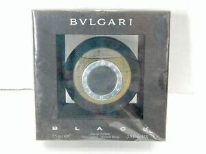 Bulgari Bvlgari Black 2.5 Oz. Eau de Toilette Perfume Cologne Spray NEW SEALED