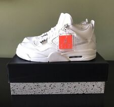 Air Jordan Jordan 4 Retro Pure Money White Weiss Größe 46 12