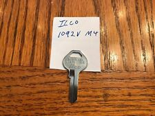 NEW ILCO Key Blanks 1092V M4 Fits Master (Lot of 10) FAST FREE SHIPPING!!!!!!!!!