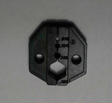 """Hex Die .429"""" .128"""" .100"""" for LMR400 RG 8,213,214 RF Coaxial cable crimp tool"""