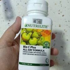 NUTRILITE Bio C Plus All Day Formula 120 Tablet Antioxidant Supplement Amway