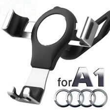 Car Phone Mount for Audi A1, Dashboard Mobile Holder Silver