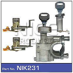 Nice Products Lock Set Suits Ford Telstar AT AV, Mazda 626 GD NIK231