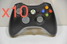 Lot of 50 Official Genuine OEM Microsoft xbox 360 Wired Controller