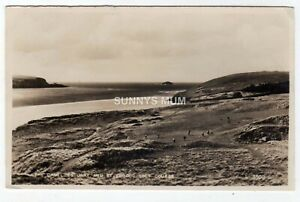 CORNWALL, ST. ENODOC, CAMEL ESTURARY AND GOLF COURSE, RP