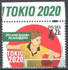 Poland 2021 - Paralympic Games 2020 - Mi.5314 - Tokyo - MNH(**)